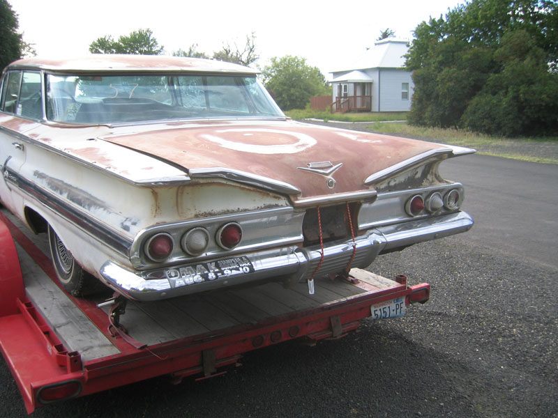 Fresh From The Field 1960 Impala Sport Sedan Restoration