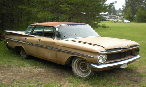 1959 Impala Sport Sedan