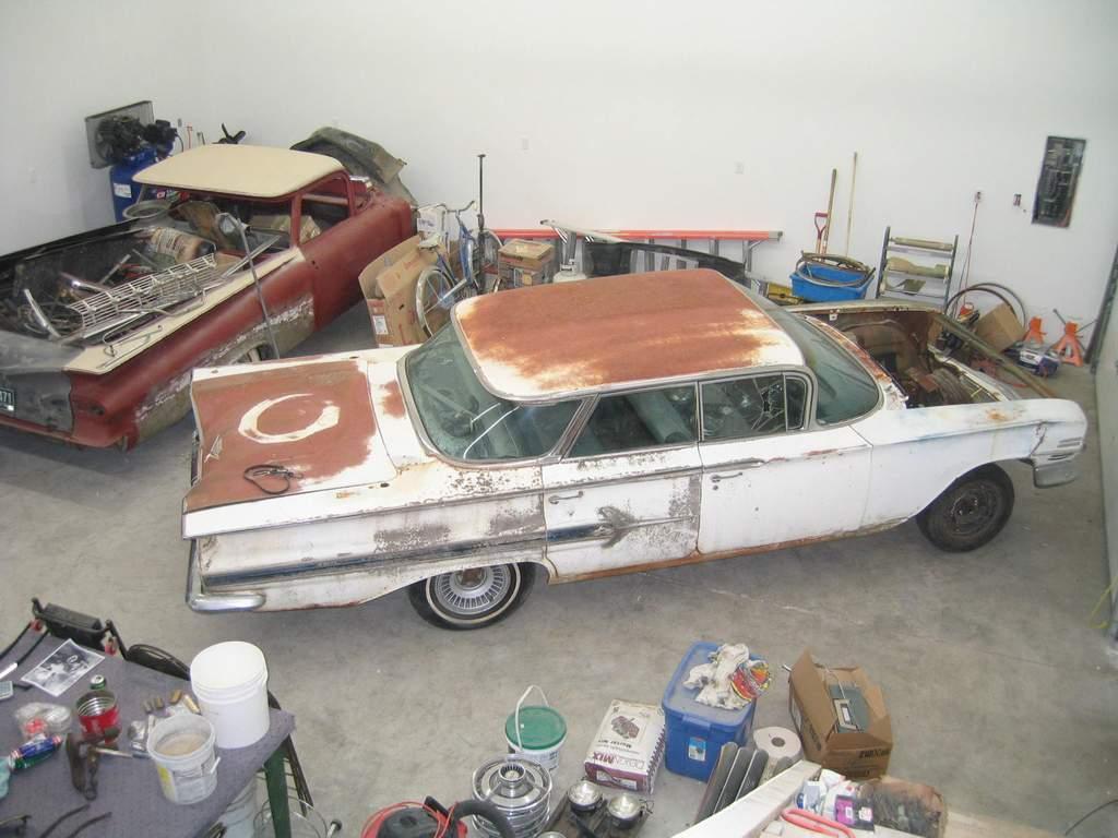 1960 Impala Sport Sedan
