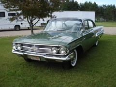 1960 Bel Air 4 Door