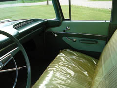 1960 Bel Air 4 door Sedan green 39kmiles 23.jpg