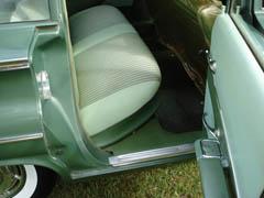 1960 Bel Air 4 door Sedan green 39kmiles 36.jpg