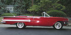 1960 Impala convertible red unrestored 09.JPG