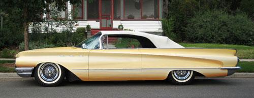 1960 Buick Invicta Convertible. Custom Concept.