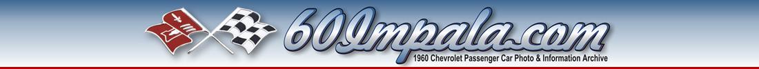 1960 Impala Sport Sedan Restoration Blog