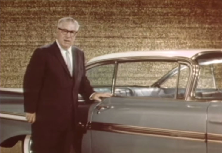 1959 Chevrolet Impala - Assembly Line Video
