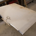 Trunk Lid - Top Side